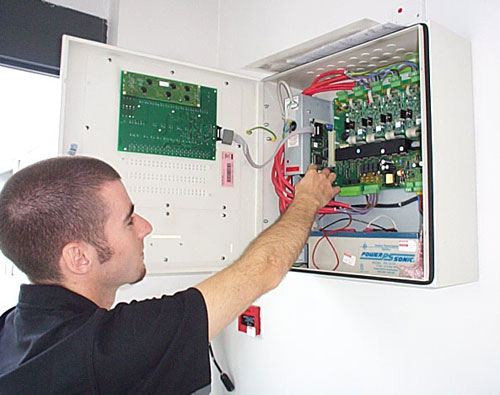 Easy Fire Alarm Systems by IFS