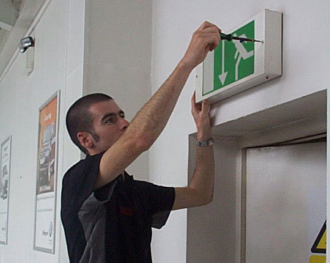 Emergency Lighting by IFS Ireland